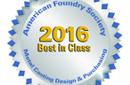 "Carley Foundry Wins ""Best in Class"" Again!"