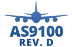 Carley Foundry AS9100 Rev D Certified